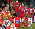 UEFA Europa League 2.010-11 semi-finale, il Benfica - Braga