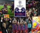 Fc Barcellona qualificata per la finale di UEFA Champions League 2.010-11