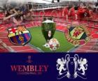 Finale di Champions League 2010-11, FC Barcelona vs Manchester United