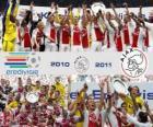 AFC Ajax Amsterdam, Paesi Bassi Champions League - Eredivisie - 2010-11
