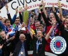 Rangers Glasgow, Rangers FC, campione della Scottish Football League 2010-2011