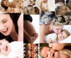 Madri con bambini