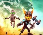 Ratchet e Clank robot