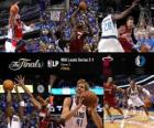 NBA Finals 2011, 3 ° gioco, Miami Heat 88 - Dallas Mavericks 86