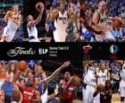 NBA Finals 2011, 4 ° gioco, Miami Heat 83 - Dallas Mavericks 86