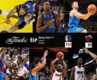 NBA Finals 2011, 6 ° gioco, Dallas Mavericks 105 - Miami Heat 95