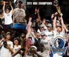 Campioni 2011 NBA Dallas Mavericks