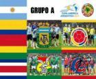Gruppo A, Argentina 2011