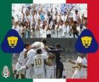 Pumas UNAM, campione del Clausura 2011 Messico