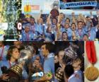 Uruguay, Campione Copa America 2011