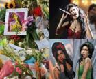 Amy Winehouse è stato un cantautore inglese, noto per il suo mix di generi diversi