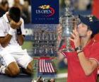 Novak Djokovic campione U. S. Open 2011