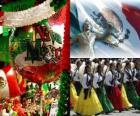 Giorno dell'Indipendenza del Messico. Commemora il 16 Settembre 1810, l'inizio della lotta contro il dominio spagnolo