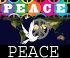 Giornata Internazionale della Pace. Giornata Mondiale della Pace. 21 settembre è dedicata alla pace e l'assenza di guerra