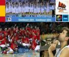 Spagna, campione di EuroBasket 2011