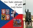 Giornata Nazionale Ceco. 28 settembre San Venceslao, patrono della Repubblica Ceca