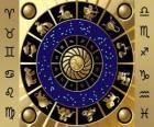 I dodici segni dello zodiaco, il Cerchio dello Zodiaco