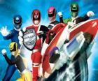 Power Rangers SPD. Space Patrol Delta