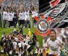 Corinthians, Campione del Campionato brasiliano 2011