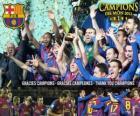 Barça, FC Barcelona, Campione Copa del Mondo per club 2011