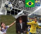 Puskás Cup Prize 2011 per Neymar