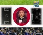 Norio Sasaki allenatore di calcio femminile della anno FIFA 2011