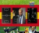 Allenatore dell'anno FIFA 2011 per il calcio maschile vincitore Pep Guardiola