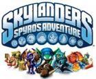 Logo del videogioco di Spyro il Drago, Skylanders: Le avventure di Spyro