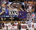 New York Giants campione Super Bowl 2012