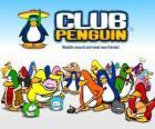 I pinguini divertente da Club Penguin