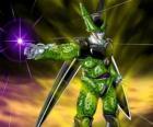Cell, la creazione finale del dottor Gero. Una forma di vita artificiale creata utilizzando cellule da Goku e altri personaggi