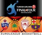 Final Four 2012 Istanbul Euroleague di Pallacanestro