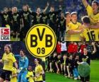 BV 09 Borussia Dortmund, campione di Bundesliga 2011-12