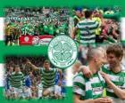 Celtic FC, campione della Scottish Premier League 2011-2012. Campionato scozzese di calcio
