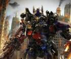 Grande robot Trasformer da Disney