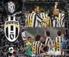 Joventus, campione italiano di calcio Serie A 2.011-12
