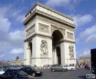 L'Arco di Trionfo, Parigi