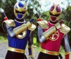Thunder Ranger è un duo Crimson ho Navy