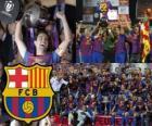 F. C Barcellona campione Copa del Rey 2011-2012