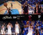 NBA Finals 2012, gara 2, Miami Heat 100 - Oklahoma City Thunder 96