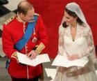 La sposa e lo sposo alle nozze
