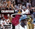 Miami Heat Campione NBA 2012