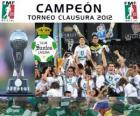 Club Santos Laguna, campione del Clausura Messico 2012