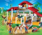 Playmobil fattoria