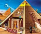 Piramide Egitto Playmobil