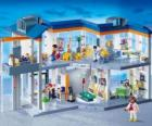 Playmobil clinica