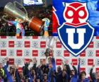 Club Universidad de Chile, Campione cileno Apertura 2012