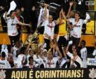 Corinthians / Timão, Campione Copa Libertadores 2012