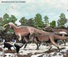 Yutyrannus con quasi 9 metri di lunghezza è il più grande dinosauro con piume noto