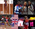 Atletica 400m Donne Londra 2012